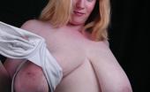 Divine Breasts Ann Big Boobs Secretary