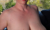Divine Breasts Ann Braless Huge Tits