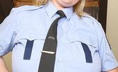 Divine Breasts June Police Fuck