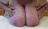 Divine Breasts Suzie Bouncing Big Boobs