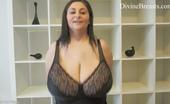 Divine Breasts 412165 Alice 85JJ Jump Dance Tits