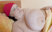 Divine Breasts Anika Big Tits Bed Fuck