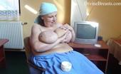 Divine Breasts Anika Vid Caps Oiled Big Boobs