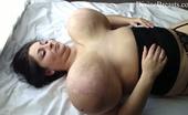 Divine Breasts Alice 85JJ Big Tits Jiggle Show 2