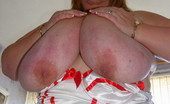 Divine Breasts Kelly Gigantomastia Blond Breasts