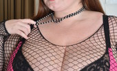 Divine Breasts Lexxxi Luxe Fishnet Top Tits