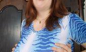 Divine Breasts Davina Busty Bra Tease Boobs