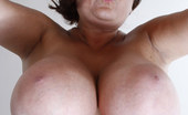 Divine Breasts Delilah Horny Sexy Milf