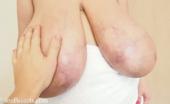 Divine Breasts Alice 85JJ POV Tit Grabbing