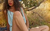 Magic Erotica A Crazy Hot Maenad Nude In A Mediterranean Landscape