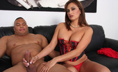 Wank My Wood Claudia Valentine & Sledge Hammer Claudia Valentine Wanks A Huge Rod