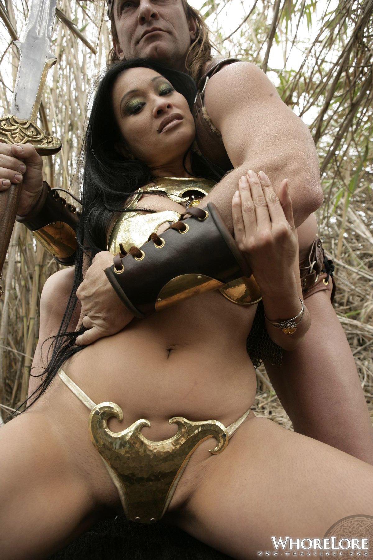 Warrior porno pics adult download