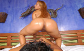 Phat Booty Brazil Shake And Bake Baked Brazilian Booty Gets Oiled And Banged