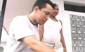 Pregnant Sistas Alicia & Ricardo Prado & Max A Petite Pregnant Sistah Getting Double Teamed Hardcore