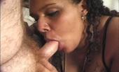 Pregnant Sistas Melinda & John Janeiro Pregnant Ebony Babe Caught In Explicit Hardcore Action