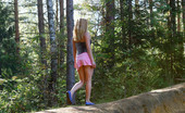 Pee Hunters Lustful Teen Doll Gets Nude And Pees On A Quiet Forest Glade