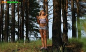 Pee Hunters 418763 Blonde Nudist Cutie Goes Into Bushes For A Piss