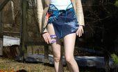 Pee Hunters Spying On Peeing And Sunbathing Teen