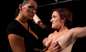 Mighty Mistress Mandy Bright Hellena Was Quite Silly When She Took The Challenge And Entered To The Mistress\' Lair Nude With An Attitude. She Thought She Can Take Whatever Mistress Mandy Is Willing To Dish Out. But It Took Only A Few Minutes For The Experienced Mistress To Prove Hel