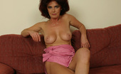 Hot 50 Plus Jessica Watch And Old Grandma Get Her Loose Snatch Filled With Dick!