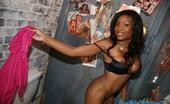 Glory Hole Initiations Lisa Belize Black Girl Interracial Gloryhole Fuck & Blowjob