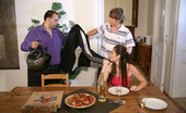 Help My Wife Guy Watches Wife Do Pizza Guy Guy Watches His Lovely Young Wife Get It On With A Young Pizza Delivery Guy
