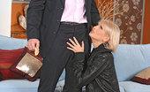 Hands on Hardcore Wiska Horny Blonde Babe Wiska Gets Fucked In Pussy & Cummed On Ass