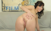 Her Freshman Year Mindy Lynn Cute Brunette Coed Strips Down And Earns Some Tuition Money With Her Snatch