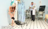 Exclusive Club Karolina Karolina Pussy Gyno Speculum Kinky Exam At Doctor Office By Curious Medic