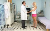 Exclusive Club Ingrid Ingrid Visiting Her Old Gyno Doctor To Have Tight Pussy Examined At Gyno Clinic By Filthy Clinician