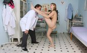 Exclusive Club Pic Ema Cunny Exam At Skilled Gyno Clinic