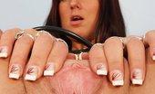 Exposed Nurses Sara Spicy Nurse Tart Sara Toys Herself At Gyn Clinic
