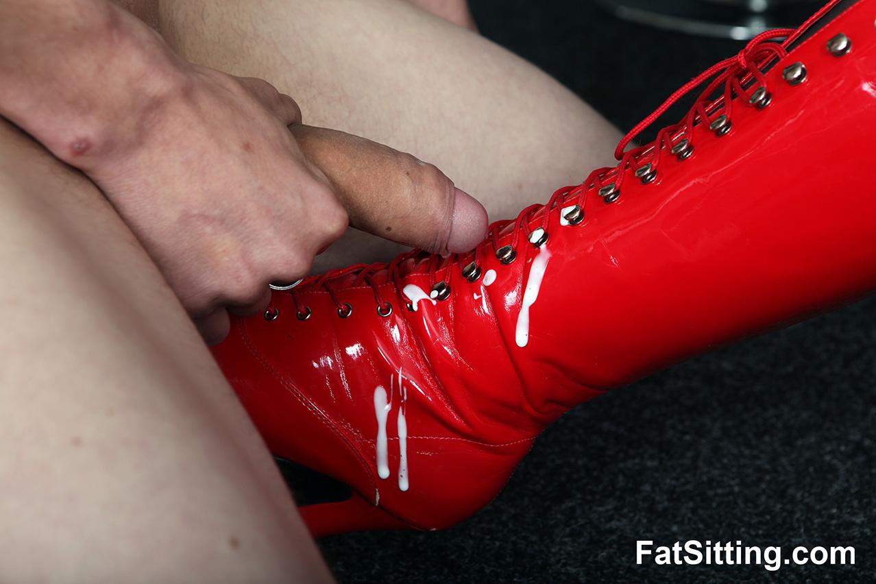 Fat Sitting 422380 Skinny Boy Tortured By His Strick BBW Mistress