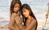 Thai Chix Thai Babes Miko And Minsueng Playing