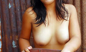 Thai Chix Cute Jome Nude And Spreading