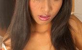 Thai Chix Thai Model Jun Infront Of Mirror