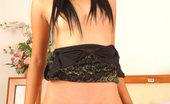 Thai Chix Nan Poon Dropping Silky Dress