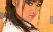 Thai Chix Kanda Kan Showing Perfect Boobs