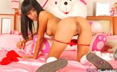 Thai Chix Thai Jun Dropping Red Panties