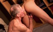 Oldje Members Club Anita Has A Great Body, Tanned And Firm, A Very Good Fuck Doll. At The Spa She Stumbles Upon The Naked Oldje Whose Wrinkly And Old Body Is Exciting Her To Maximum. The Old Man Is So Embarrassed For Being Seen Naked By Such A Young Lady..But H