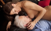 Oldje News Vs Romantic He Is 70- She Is Only 21. When One Wants To See The News And The Other A Romantic Movie... The Logic Solution Is To Have Sex. This Is Far The Best Kissing Scene Of The Year, Far The Best Loving Scene Also. She Gets Anal As Reward. This Is
