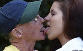 Oldje 424377 ASS Fucked Teen Mare Angel Doesn`T Need A Loser In Her Little Ass. Her Little Hole Will Be Drilled By A Professional Dick. She Prepares Him With Sweet Deep Kisses And Lolly Licking. At The And A Splendid Swallow... Watch These Love Birds....