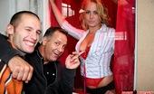 Red Light Sex Trips Pavel Blonde Window Hooker Pleasing A Finnish Customer All The Way