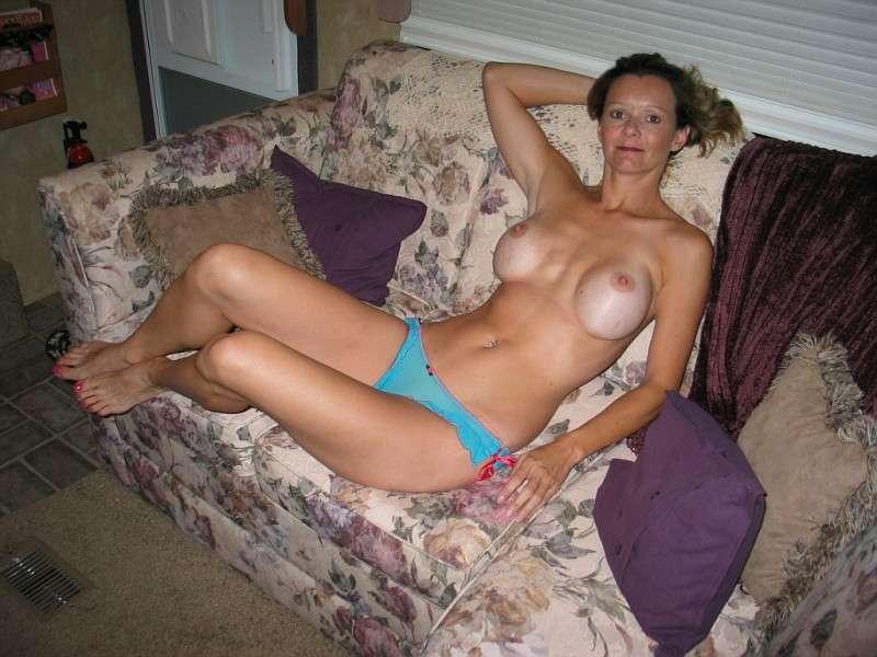 Big Tits Mom Fucks Her Son
