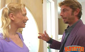 Dirty Babysitter The Nanny'S Boss And A Friend Penetrate Both Holes