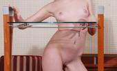 Skokoff Alisa Blonde Teen Alisa Getting Naked And Spreading Her Legs