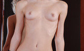 Skokoff 428089 Annabella Skinny Small Breasted Blonde Teen Takes Off Her Lingerie