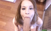 She's New Mae Olsen Adorable Sexy Small Blonde Spinner Teen With Nice Small Tits Sucks Hard Cock And Gets Face And Tits Jizzed On