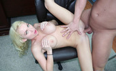 Innocent High Melanie Jayne Melanie Jayne Spreads Her Pussy Lips Wide And Welcomes A Cock In