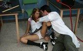 Innocent High 429520 Aubrey Adams Aubrey Adams Takes A Stiff Dick To Her Back Of Her Throat